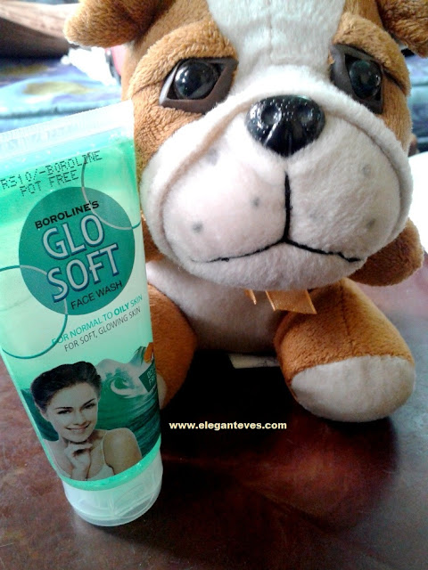Boroline's Glo Soft Face Wash