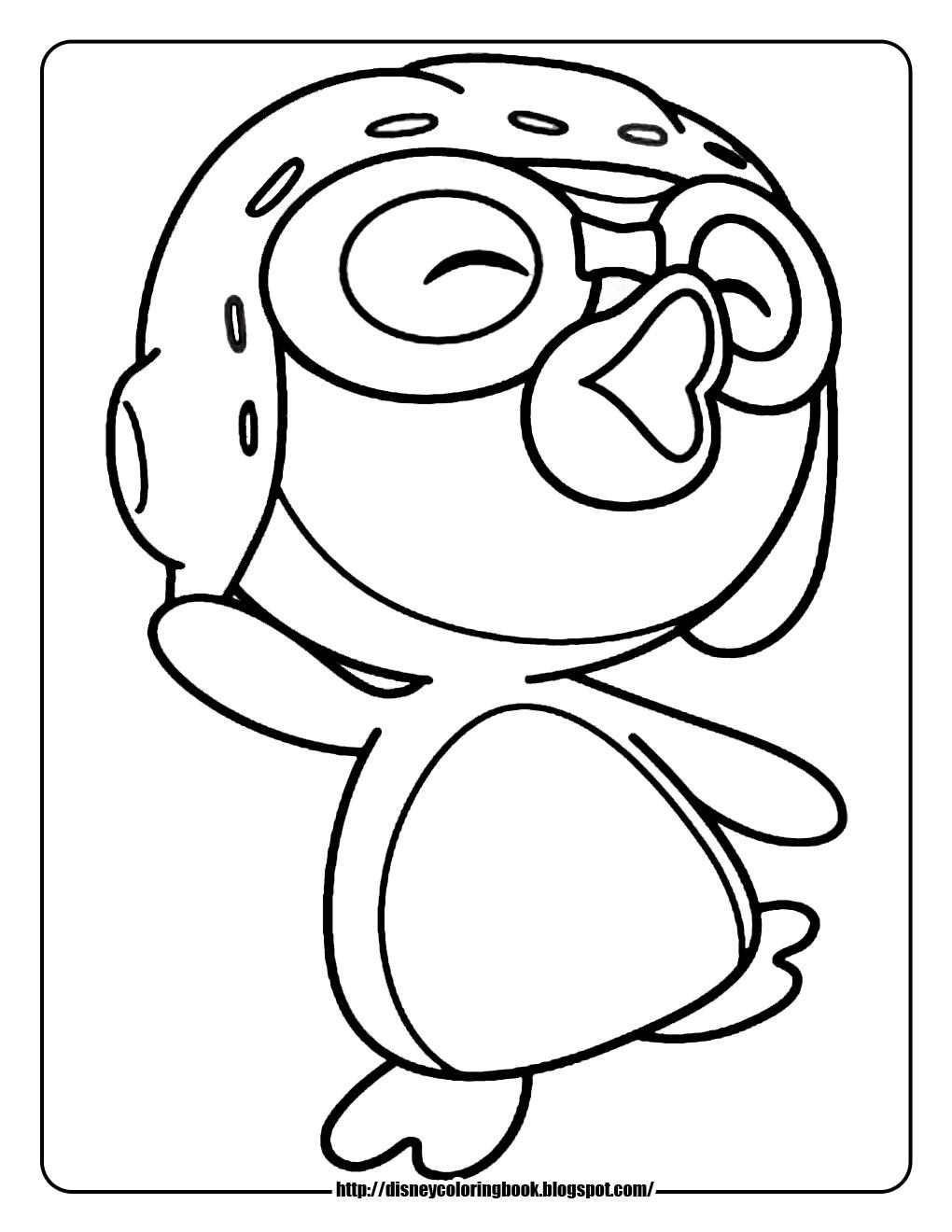 Alles zum Thema Malvorlagen kostenlos - Seite 5 auf  - Malvorlagen Pinguine Kostenlos