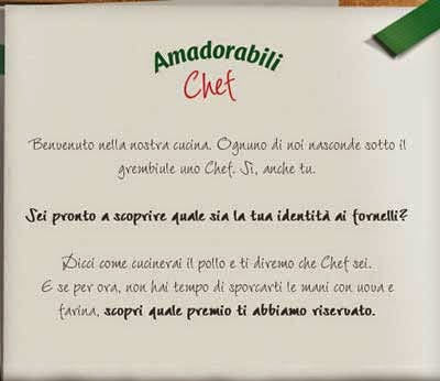 Amadori Amadorabili Chef