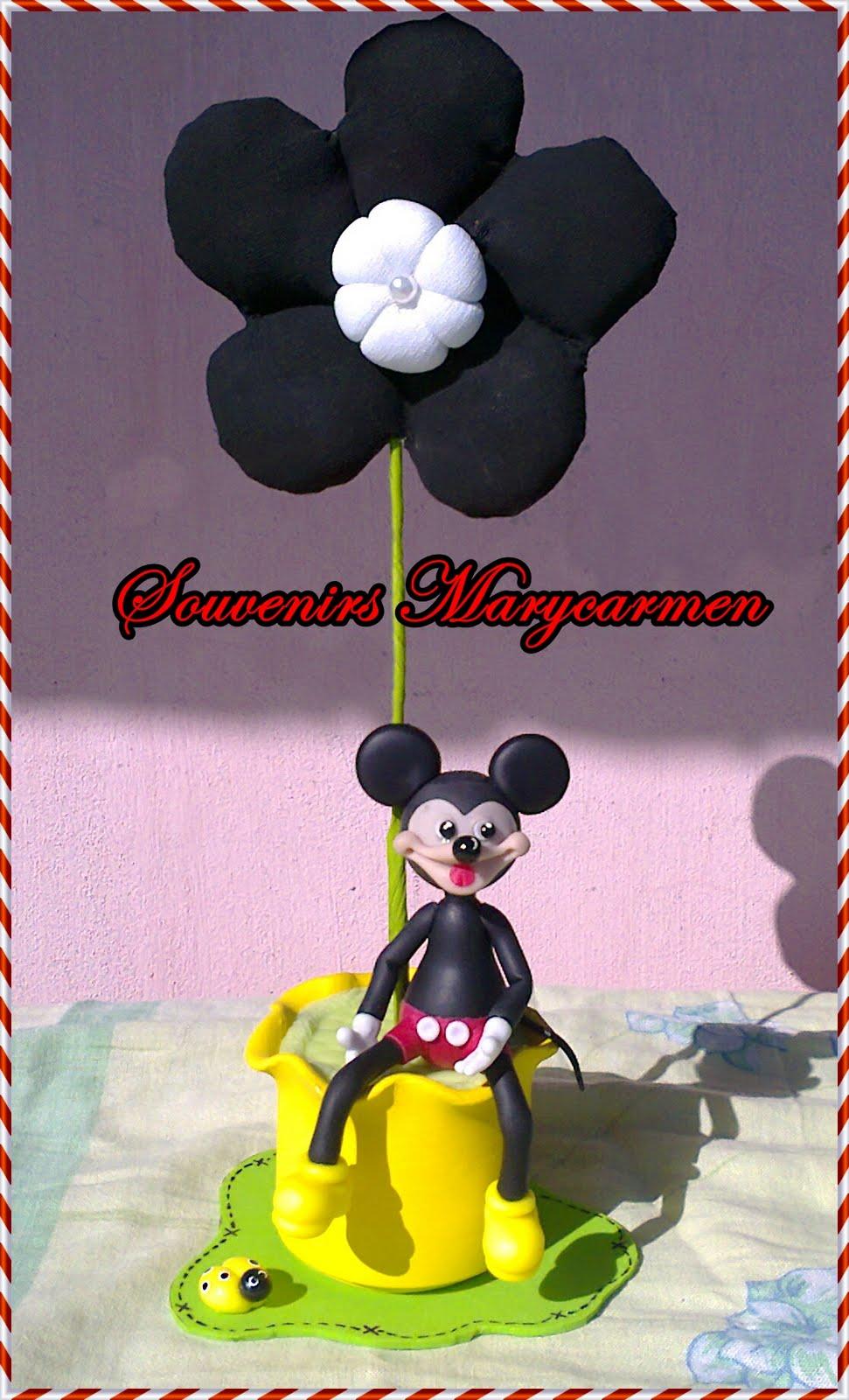 Centros De Mesa Sapo Pepe, Mickey, Kitty, Winnie The Pooh!! (Otros) en ...