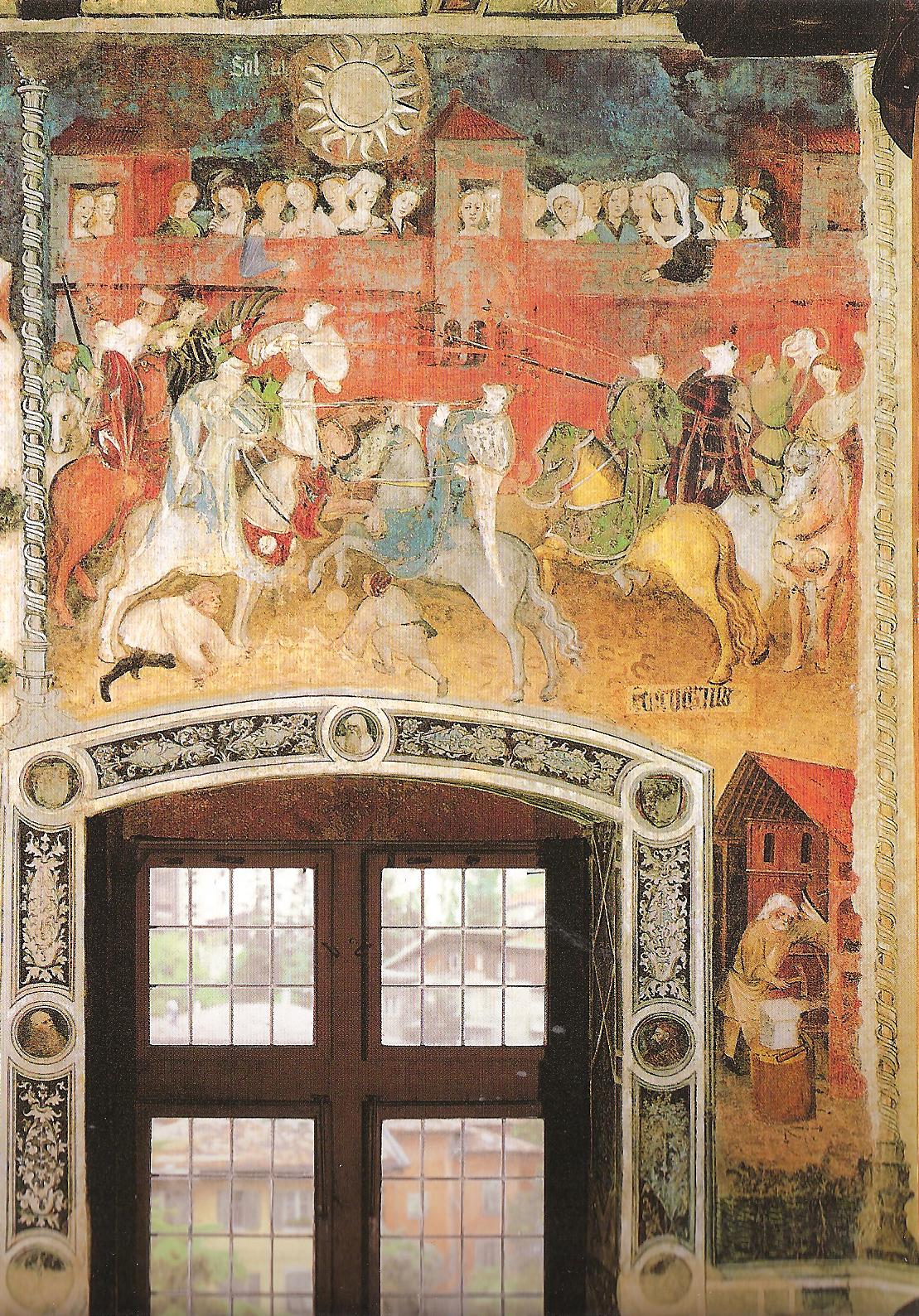 Senza dedica il ciclo dei mesi di torre aquila a trento - Epatite c periodo finestra ...