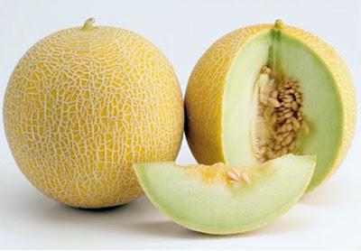 kandungan nutrisi pada buah melon