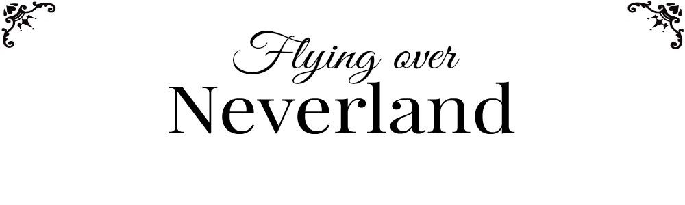 Volando sobre Nunca Jamás.