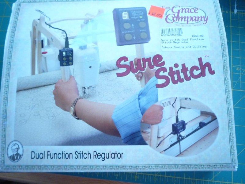 Sure stitch