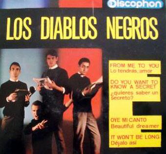 diablos negros: