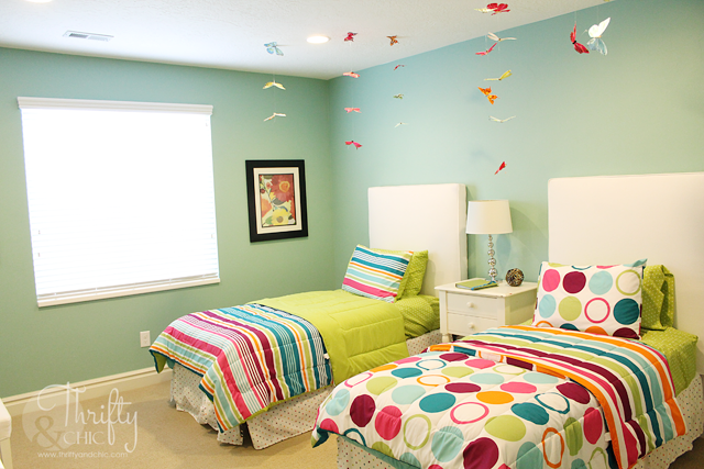 shared bedroom ideas for girls