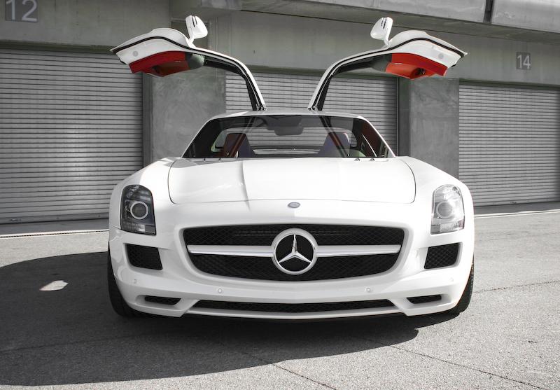 Cars Pictures Amp Information Mercedes Sls