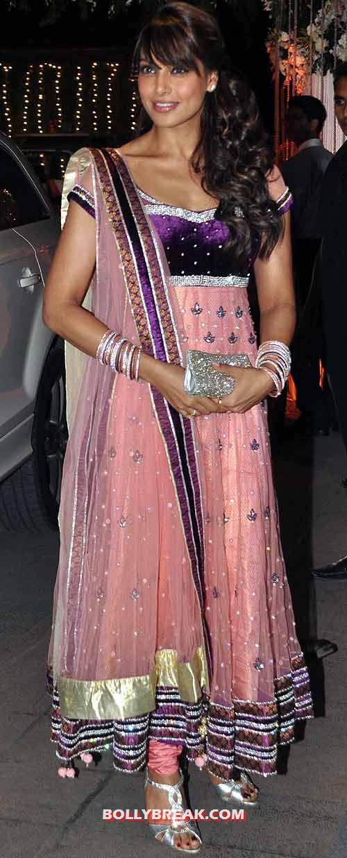 , Rohit Shetty's Sister's Reception Pics