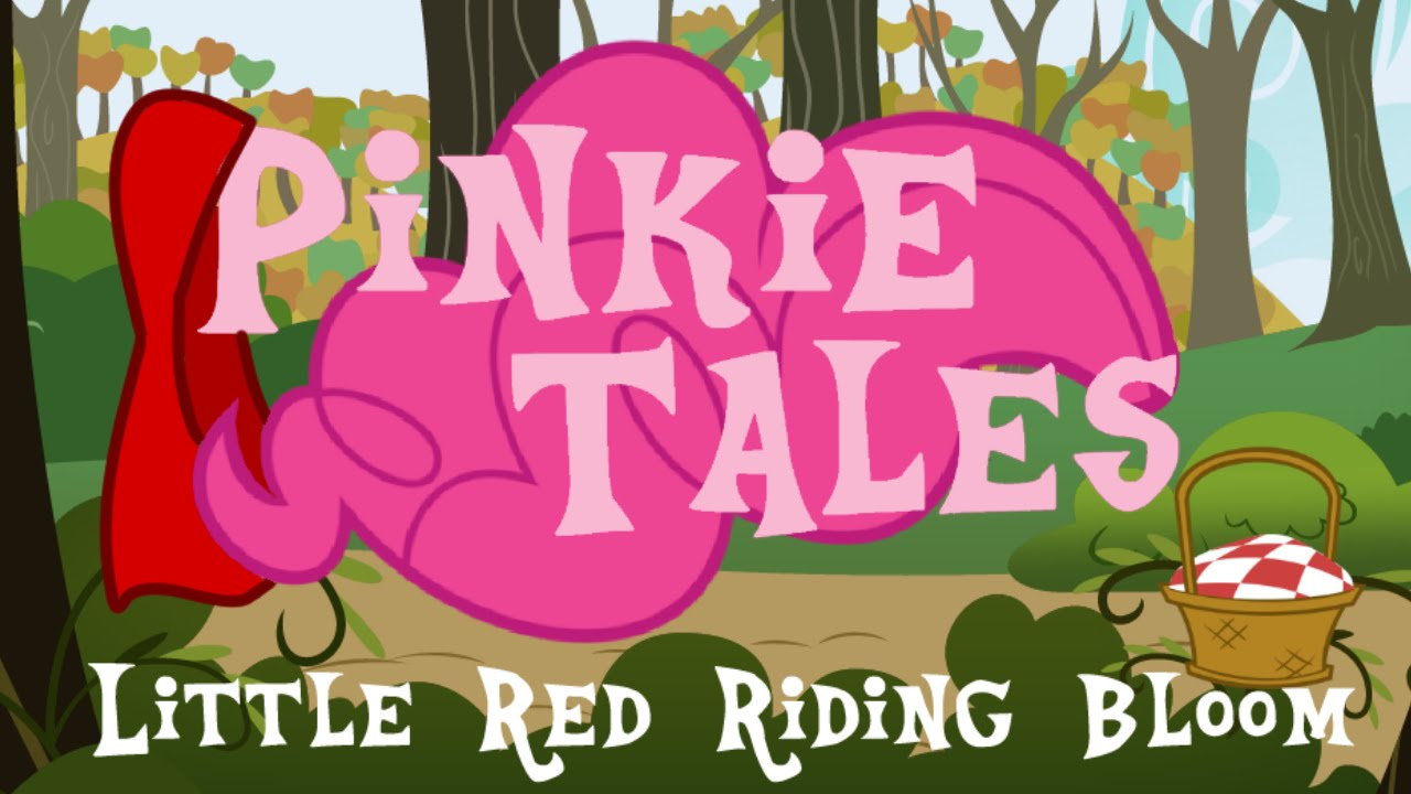 Pie Comic Red Riding Hood is Little Red Riding Hood