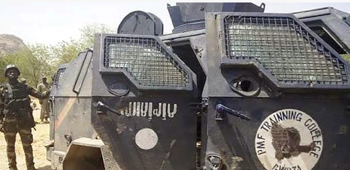 nigerian army apc stolen boko haram recovered