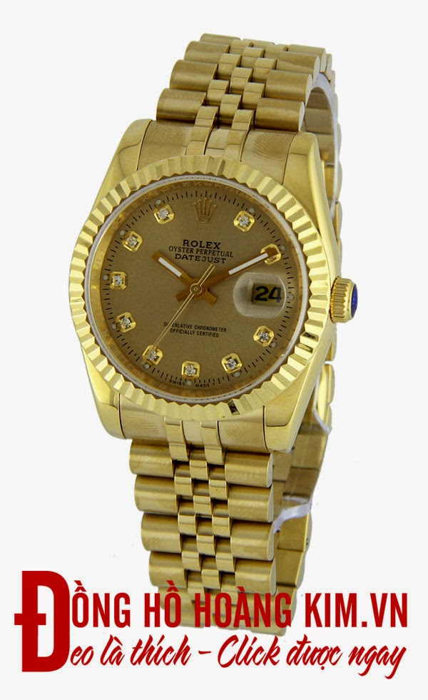 Đồng hồ Rolex - Đẳng cấp thượng lưu