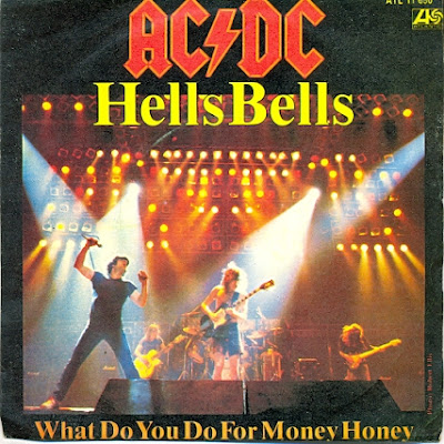 acdc hells bells what do you do for money honey