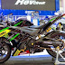 Yamaha YZF-R3 Tech 3 Monster Energy Bangkok Motor Show 2015