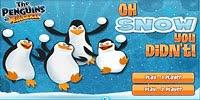 Защити крепость пингвинов