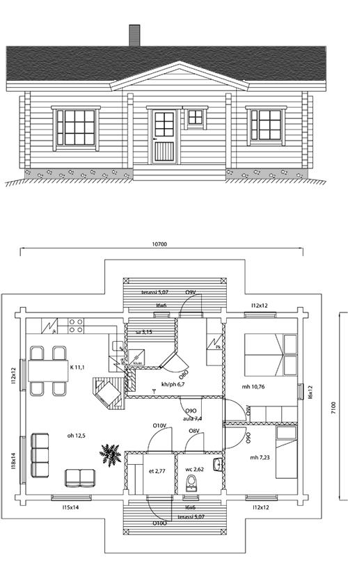 Viviendas unifamiliares arquitectura y construccion casa - Construccion viviendas unifamiliares ...