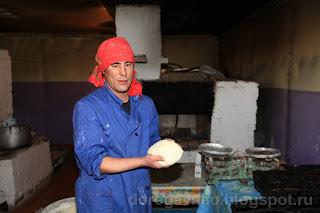 Хлеб пекаря любит. Остров Вайгач. Ненецкий автономный округ. Природа НАО.