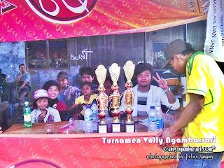 Piala Volly Putra Ngambarsari
