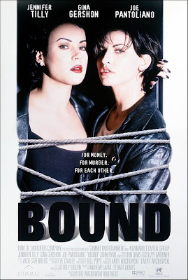 Watch Bound 1996 BRRip Hollywood Movie Online | Bound 1996 Hollywood Movie Poster