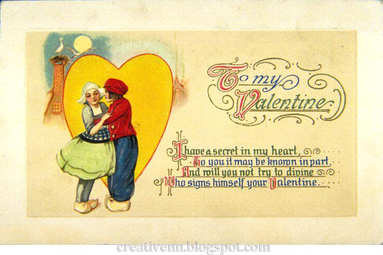 Поздравление к дню святого валентина на немецком