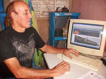 Carecão do gás e mais um seguidor fiel do blog do Catireiro