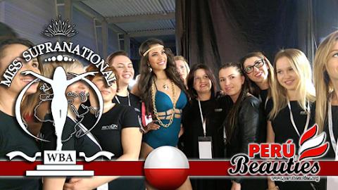 Perú destaca en Miss Supranational 2015