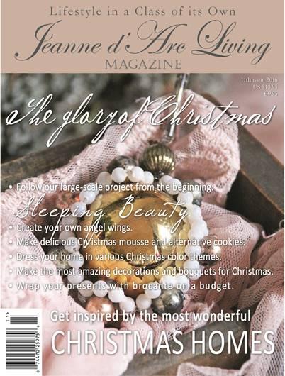 Jeanne d'Arc Living Magazine-November 2016 Issue
