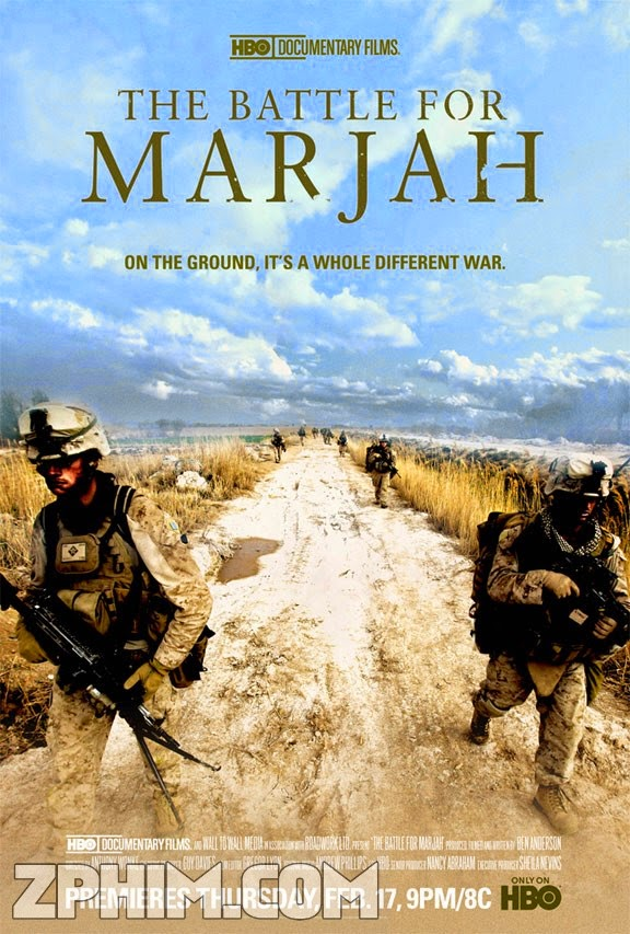 Cuộc Chiến Vì Marja - The Battle For Marjah (2010) Poster