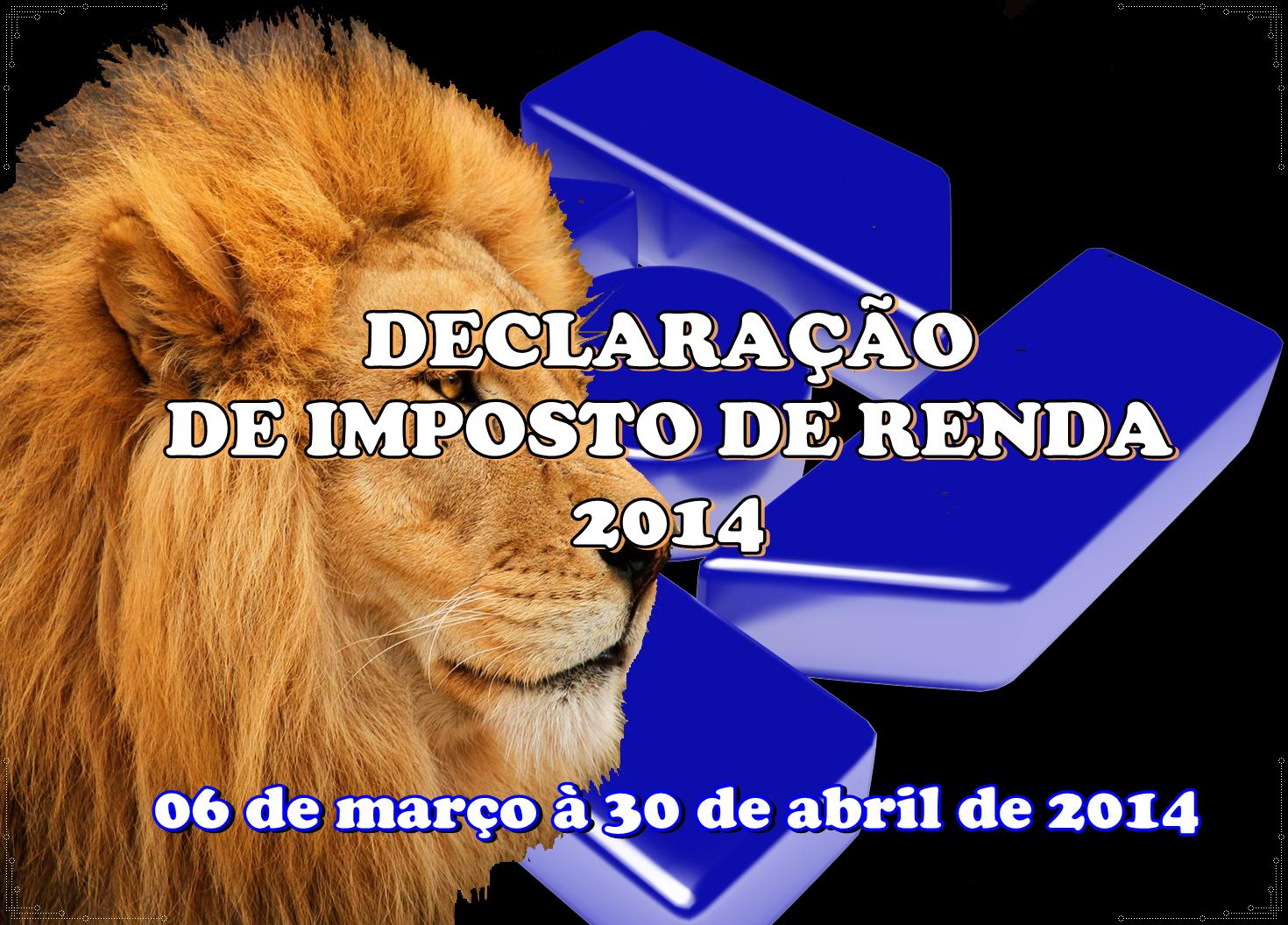 calendario irpf 2014