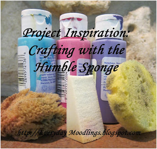 Project Inspiration: The  Humble Sponge