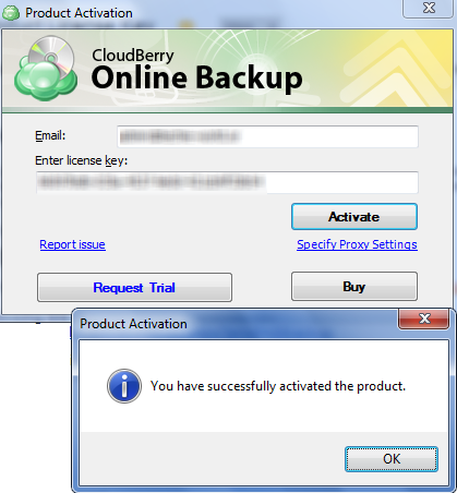 CloudBerry Online Backup - Desktop Edition Review