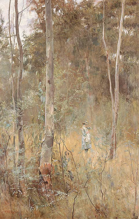 analysis the pioneer by frederick mccubbin Frederick mccubbin in its collection analysis of mccubbin's working methods is complex and not helped by the fact that many of the later works.
