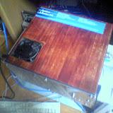 Aptiva用木のケース・シール