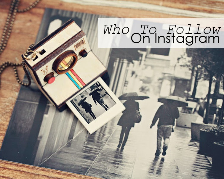 Who to follow on Instagram, Fashion Over Reason picks, favorite instagram accounts