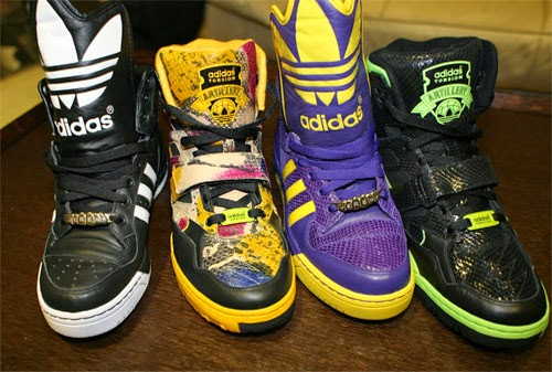 Hoe komen de Sneaker Pimps aan hun bandnaam - adidas-originals-jeremy-scott-close-look