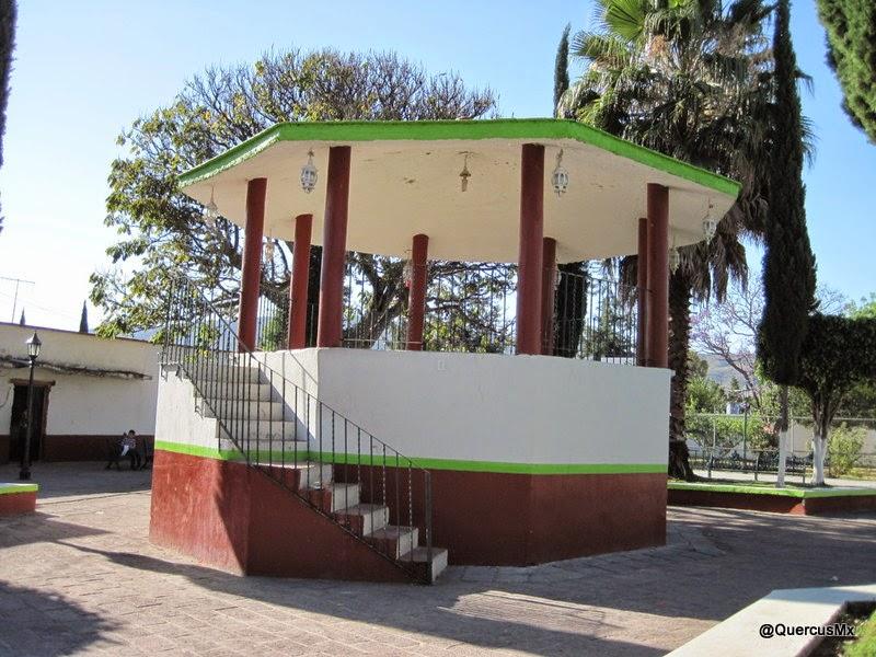 Kiosko en Potrerillos, Jocotepec