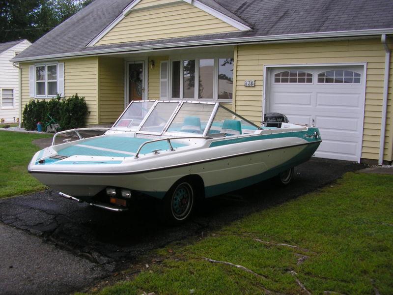 Daily Turismo: 5k: Wave Runner: 1984 Chevrolet Cavalier Car Boat