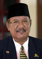 Anggota Dewan Undangan Negeri (DUN) Lendu Timbalan Speaker DUN Melaka Datuk Idderis Kassim