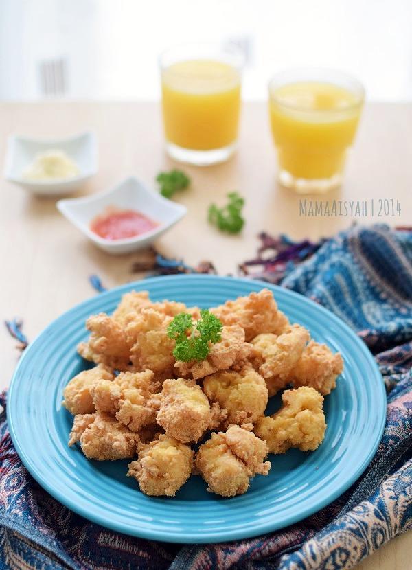 Tahu Kribo | Frizzy Tofu