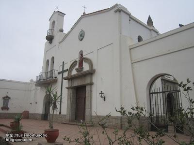 Foto ex hacienda Rontoy Huaura
