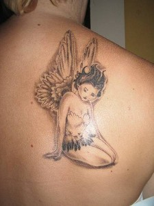 For Tattoos Baby Angel Tattoos For Men