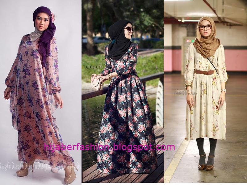 7 Vintage Muslimah Style Cara Memakai Jilbab