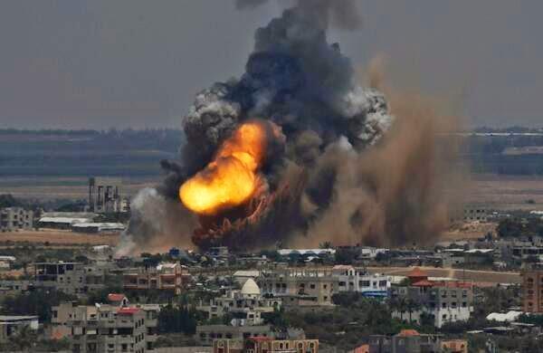 Ketika kita sedang tidur atau menonton Piala Dunia malam tadi ini yang terjadi di Gaza Video Inside