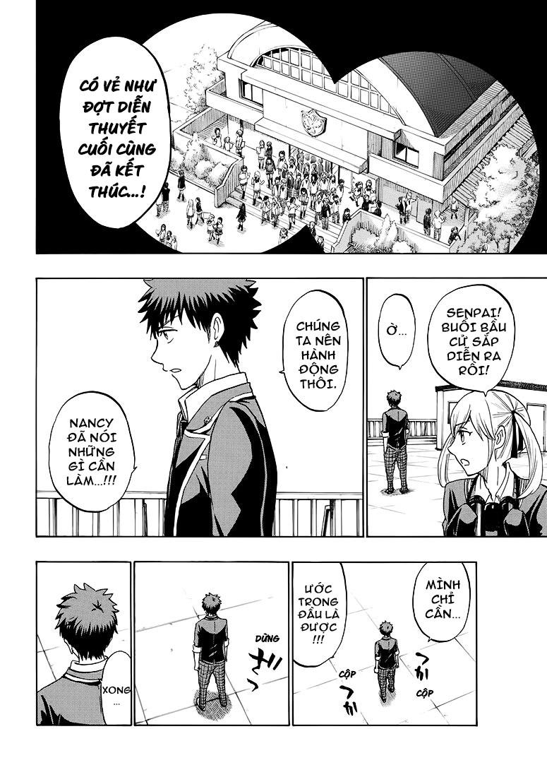 Yamada-kun to 7-nin no majo chap 170 page 19 - IZTruyenTranh.com