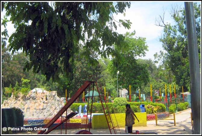 Pir Ali Khan Park view