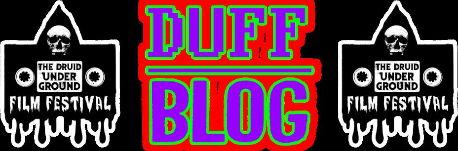 Druid Underground Film Festival   Blog