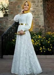 gambar-dress-brokat-muslim-terbaru