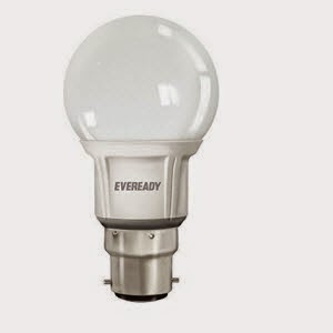 Buy Eveready 3 Watt LED Bulb at Rs.170 on Pepperfry