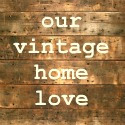 Our Vintage Home Love - really cool site-