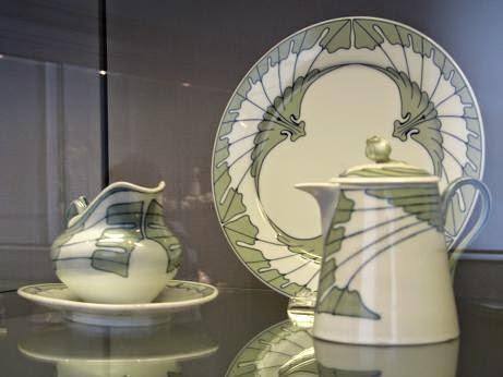 Fligelmuster porcelain meissen