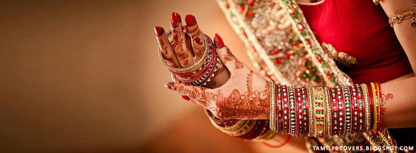 Mehndi Hands Cover Photos : My india fb covers mehndi and bangles cover